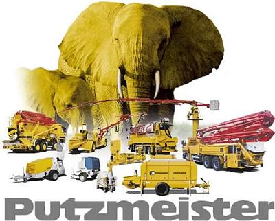 Механизация Putzmeister